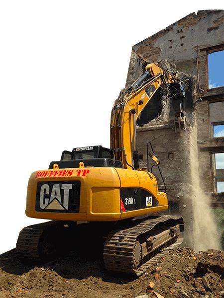 Entreprise de démolition Montauban